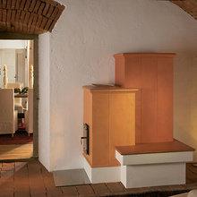 Фото из портфолио Домашний очаг: камины и печи – фотографии дизайна интерьеров на INMYROOM