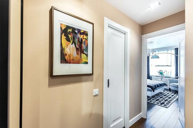 Фотография: Прихожая в стиле Современный, Спальня, Декор интерьера, Интерьер комнат, Ар-деко – фото на InMyRoom.ru