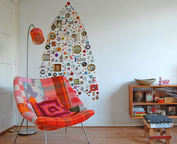 Фотография:  в стиле , Декор интерьера, Квартира, Аксессуары, Зеленый – фото на InMyRoom.ru