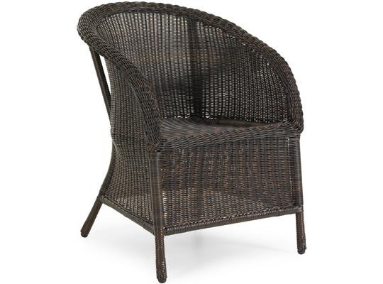 Кресло Magda Brafab коричневое