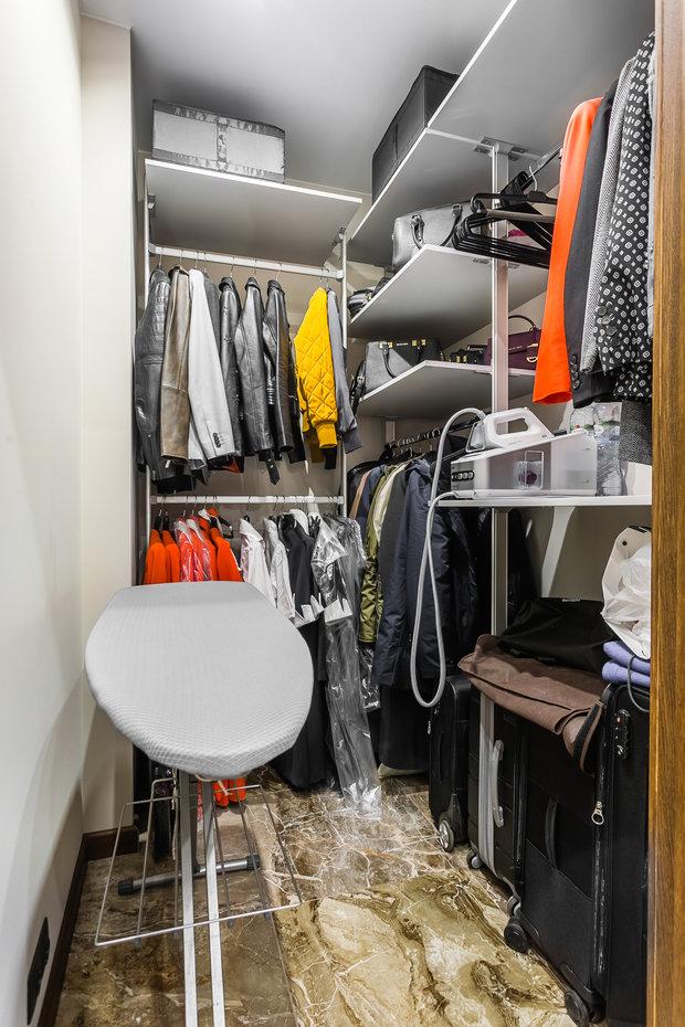 Фото из портфолио Ремонт квартиры в стиле лофт 80 кв. метров – фотографии дизайна интерьеров на INMYROOM