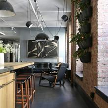 Фото из портфолио Промышленный ЛОФТ в Сан-Франциско – фотографии дизайна интерьеров на INMYROOM