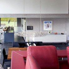 """Фото из портфолио """"Жизнь в формате хай-тек"""" - концепция дизайнера  Гаральда Эпплера в Германии – фотографии дизайна интерьеров на INMYROOM"""