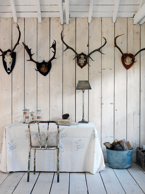 Фотография: Декор в стиле Скандинавский, Эклектика, Дом, Дома и квартиры – фото на InMyRoom.ru