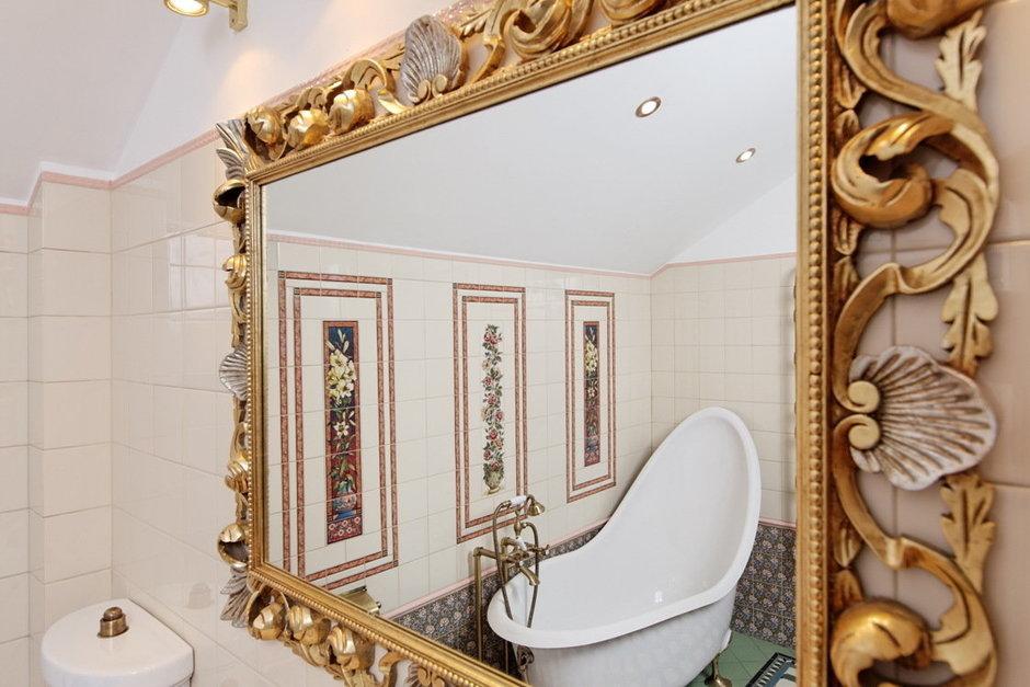 Фотография: Ванная в стиле , Интерьер комнат, Проект недели – фото на InMyRoom.ru