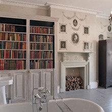 Фотография: Ванная в стиле Кантри, Дом, Великобритания, Дома и квартиры – фото на InMyRoom.ru