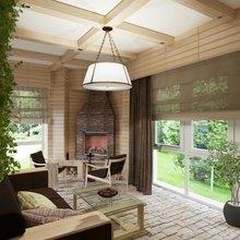 """Фото из портфолио Terrace """"Summer day"""" – фотографии дизайна интерьеров на INMYROOM"""