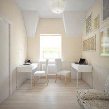 Фото из портфолио Кивенапа. 65 кв.м. 2 этажа – фотографии дизайна интерьеров на INMYROOM
