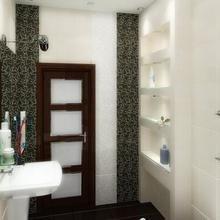 Фотография: Ванная в стиле Современный, Декор интерьера, Мебель и свет – фото на InMyRoom.ru