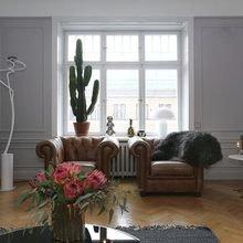 Фото из портфолио Простота и уют скандинавского стиля – фотографии дизайна интерьеров на INMYROOM