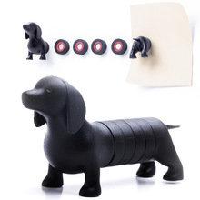 Набор магнитов Qualy dachshund