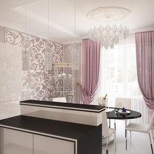 Фото из портфолио Хрустальная кухня – фотографии дизайна интерьеров на INMYROOM