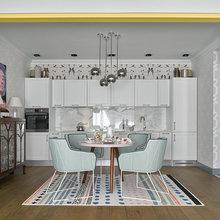 Дизайн: Ольга Легошина, FB Interiors