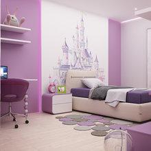 Фото из портфолио Сиреневое счастье – фотографии дизайна интерьеров на InMyRoom.ru