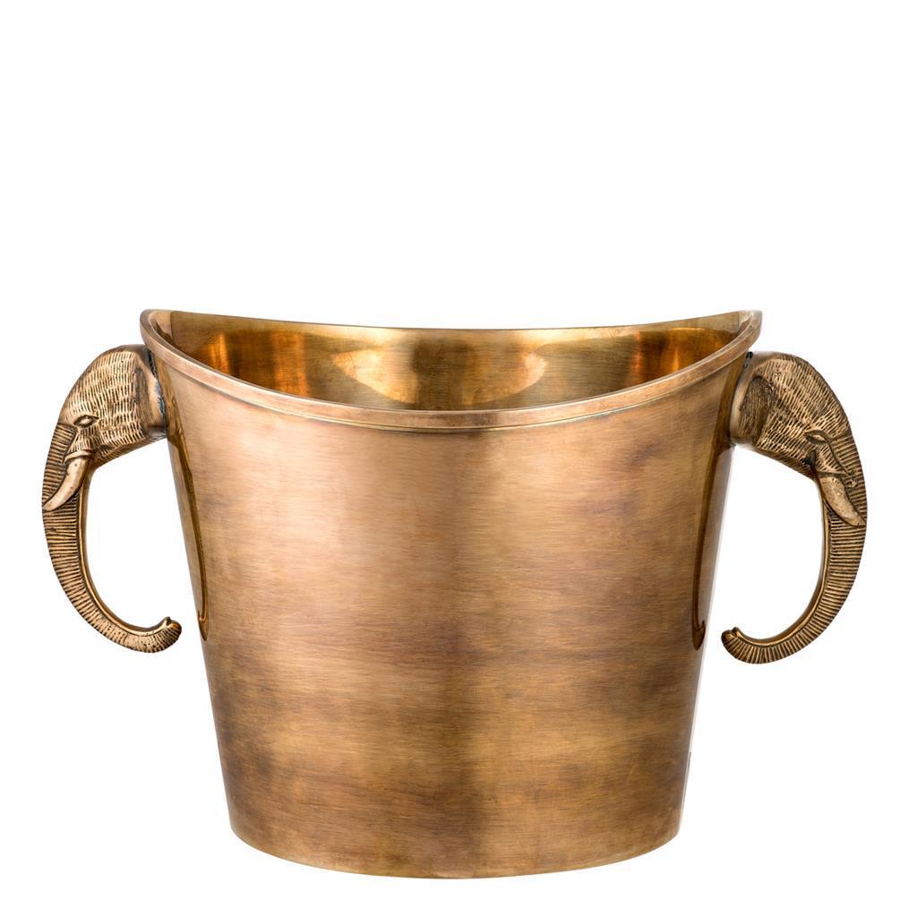 Кулер для вина Eichholtz Maharaja из металла