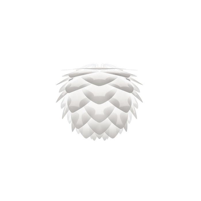 Плафон Silvia Mini  white белого цвета