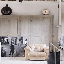 Фото из портфолио Эклектика с любовью к античному дизайну – фотографии дизайна интерьеров на InMyRoom.ru