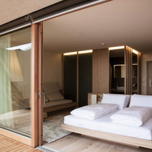 Фотография: Спальня в стиле Минимализм, Эко, Дом, Италия, Дома и квартиры, Отель – фото на InMyRoom.ru