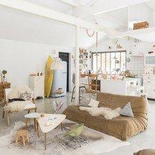 Фото из портфолио Частный домик недалеко от Биарриц, Франция – фотографии дизайна интерьеров на INMYROOM
