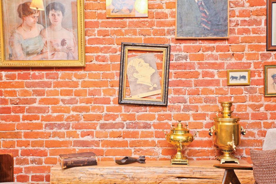 Фотография: Декор в стиле , Лофт, Декор интерьера, Дом, Дома и квартиры, Стена – фото на InMyRoom.ru