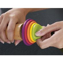 Скалка Joseph Joseph регулируемая разноцветная