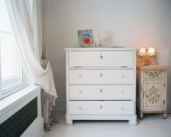 Фотография: Спальня в стиле Скандинавский, Декор интерьера, Интерьер комнат, Советы – фото на InMyRoom.ru