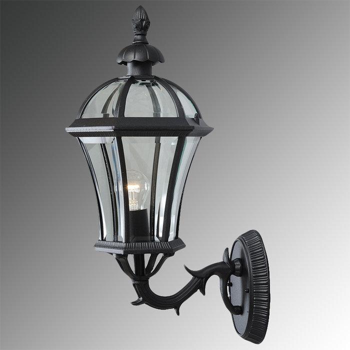 Уличный настенный светильник MW-Light Сандра