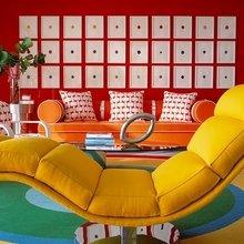 Фотография: Гостиная в стиле Современный, Стиль жизни, Советы, Поп-арт – фото на InMyRoom.ru