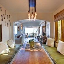 Фотография: Кухня и столовая в стиле Современный, Дома и квартиры, Интерьеры звезд – фото на InMyRoom.ru
