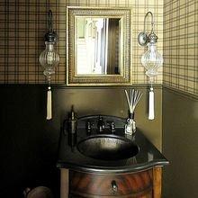 Фотография: Ванная в стиле Кантри, Классический, Современный, Декор интерьера, Дом, Дома и квартиры – фото на InMyRoom.ru
