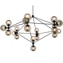 Подвесной светильник Modo Chandelier с круглыми стеклянными плафонами