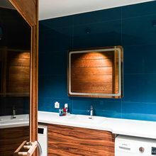 Фото из портфолио Ремонт двухкомнатной квартиры 70квм – фотографии дизайна интерьеров на INMYROOM