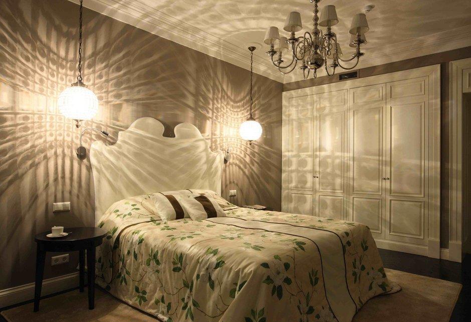 Фотография: Спальня в стиле Классический, Современный, Квартира, Дома и квартиры – фото на InMyRoom.ru