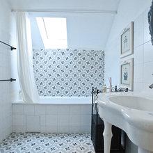 Фотография: Ванная в стиле Кантри, Декор интерьера, Дом, Проект недели – фото на InMyRoom.ru