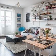 Фото из портфолио  Malmgårdsvägen 28, SÖDERMALM SOFIA, STOCKHOLM – фотографии дизайна интерьеров на INMYROOM