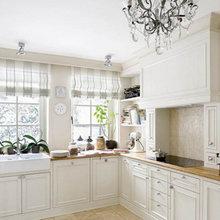 Фотография: Кухня и столовая в стиле Скандинавский, Дом, Франция, Дома и квартиры, Окна – фото на InMyRoom.ru