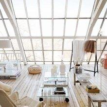 Фотография:  в стиле Скандинавский, Декор интерьера, Декор дома – фото на InMyRoom.ru