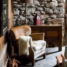 Фотография: Мебель и свет в стиле Кантри, Ванная, Дом, Дома и квартиры, Городские места – фото на InMyRoom.ru