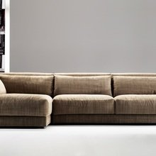 Фотография: Мебель и свет в стиле Современный, Гостиная, Интерьер комнат, Joquer, Sancal, Vondom, Тема месяца, Диван – фото на InMyRoom.ru