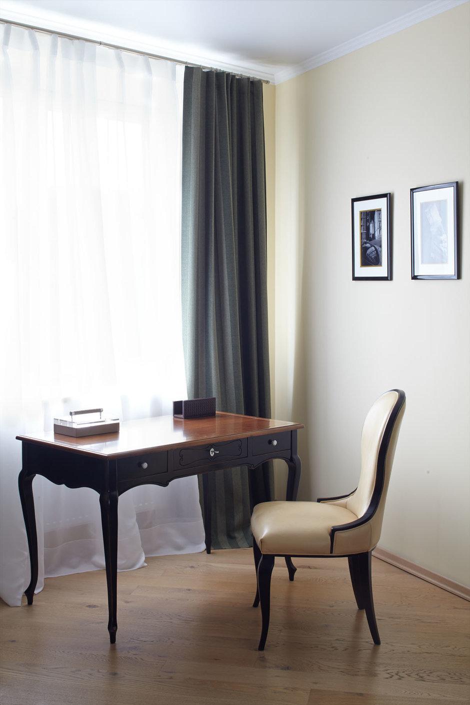 Фотография: Мебель и свет в стиле Современный, Эклектика, Классический, Квартира, Проект недели – фото на InMyRoom.ru
