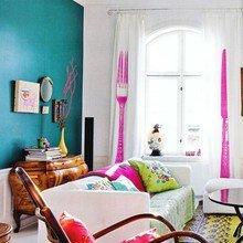 Фотография: Гостиная в стиле Кантри, Декор интерьера, Советы – фото на InMyRoom.ru