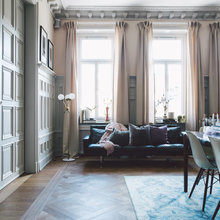 Фото из портфолио Атмосфера ПАРИЖА в интерьере – фотографии дизайна интерьеров на InMyRoom.ru