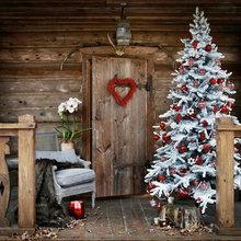"""Фото из портфолио Рождественская коллекция """"Red Christmas"""" от SIA Home Fashion – фотографии дизайна интерьеров на INMYROOM"""