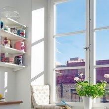 Фотография: Кухня и столовая в стиле Скандинавский, Декор интерьера, DIY, Декор дома, Системы хранения – фото на InMyRoom.ru