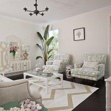 Фотография: Гостиная в стиле , Декор интерьера, Дизайн интерьера, Цвет в интерьере, Белый, Dulux, ColourFutures, Краски – фото на InMyRoom.ru