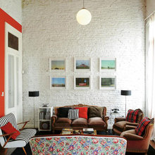 Фотография: Гостиная в стиле Лофт, Классический, Дизайн интерьера, Советы, Прованс – фото на InMyRoom.ru