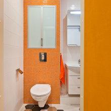 Фото из портфолио Квартира-студия на ул. Гороховая – фотографии дизайна интерьеров на INMYROOM
