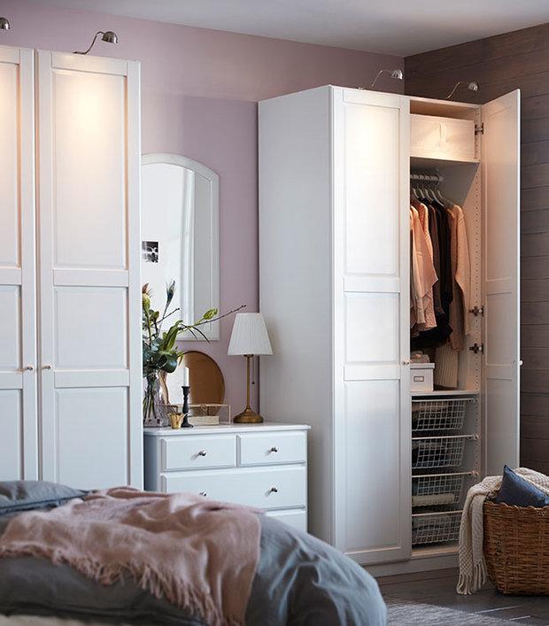 Фотография: Спальня в стиле Скандинавский, Гид, ИКЕА – фото на INMYROOM