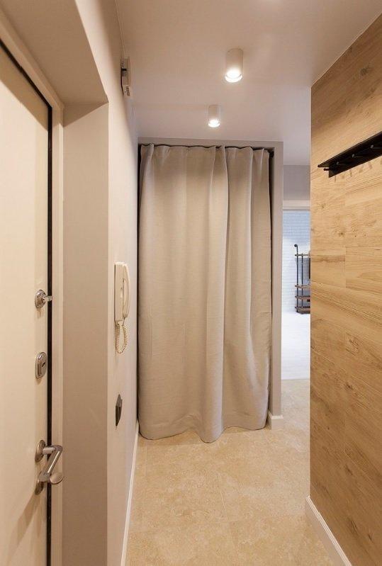 Фото из портфолио Квартира 50 м2 в Москве – фотографии дизайна интерьеров на INMYROOM