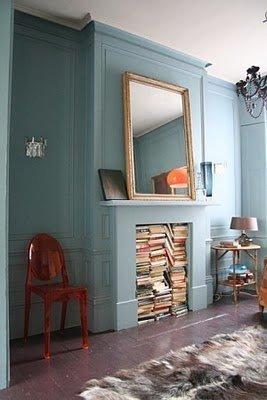 Фотография: Гостиная в стиле Прованс и Кантри,  – фото на InMyRoom.ru